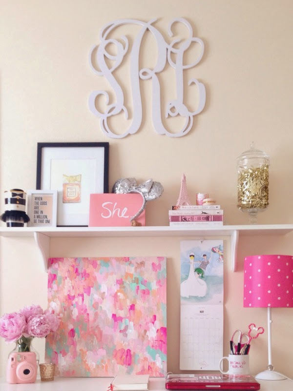 Preppy Wall Decor Ideas | DIY for your Room or Dorm | daily dose of ...