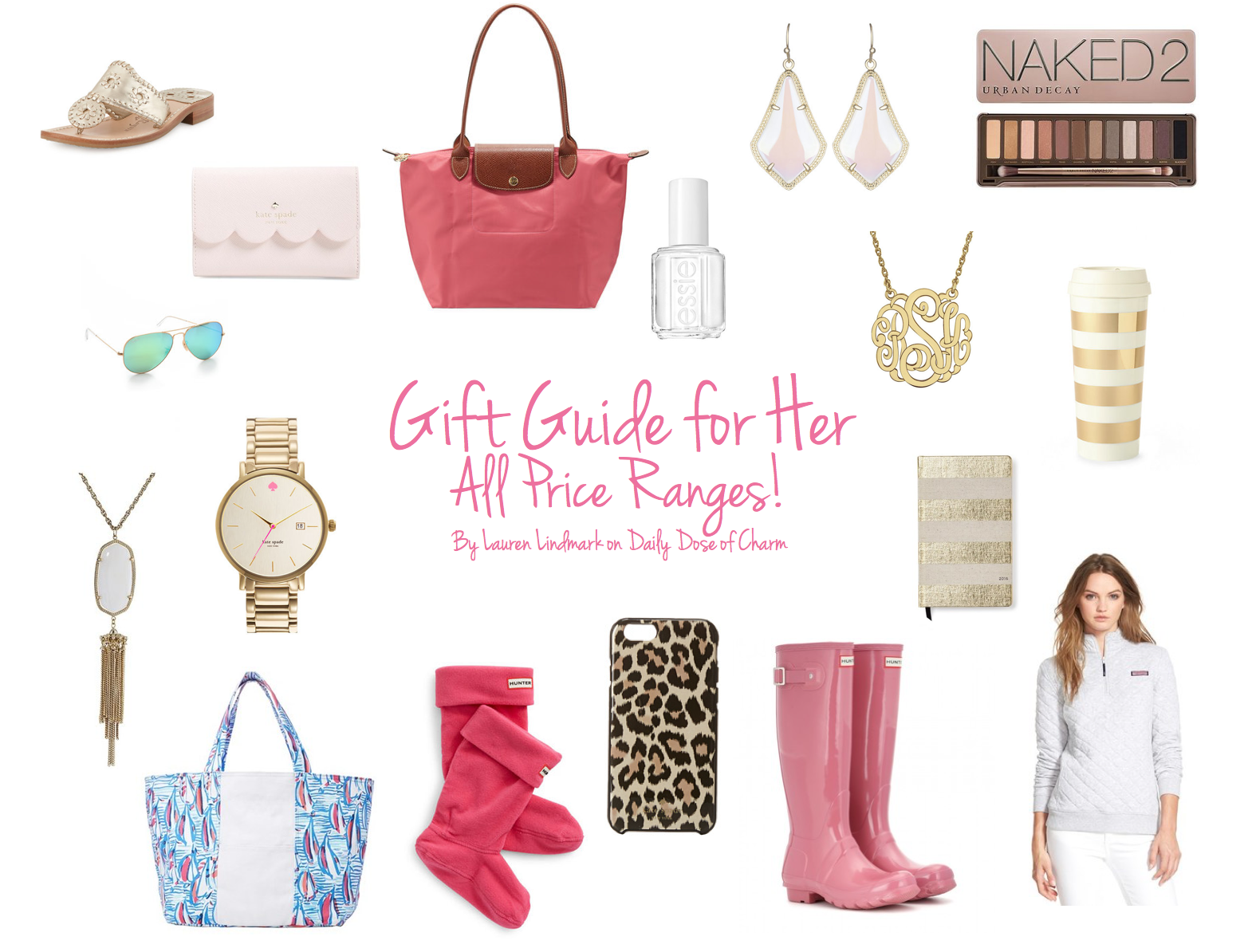 Gift Guide for Her | Christmas Edition (Prices ranging from Free - $100+)