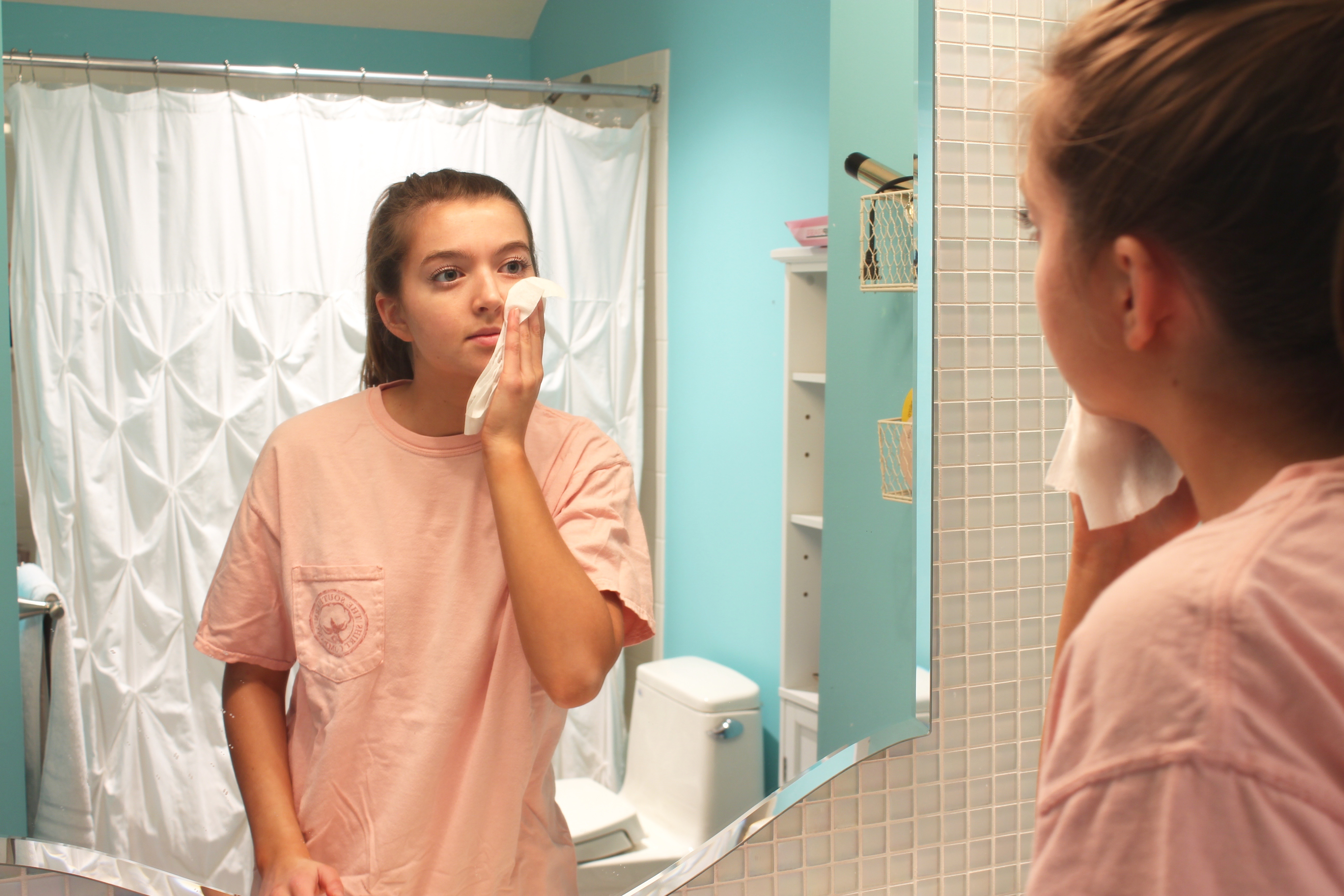 My Skin Care Routine | + My Acne Story: How I Got Rid of My Acne by Lauren Lindmark on Daily Dose of Charm