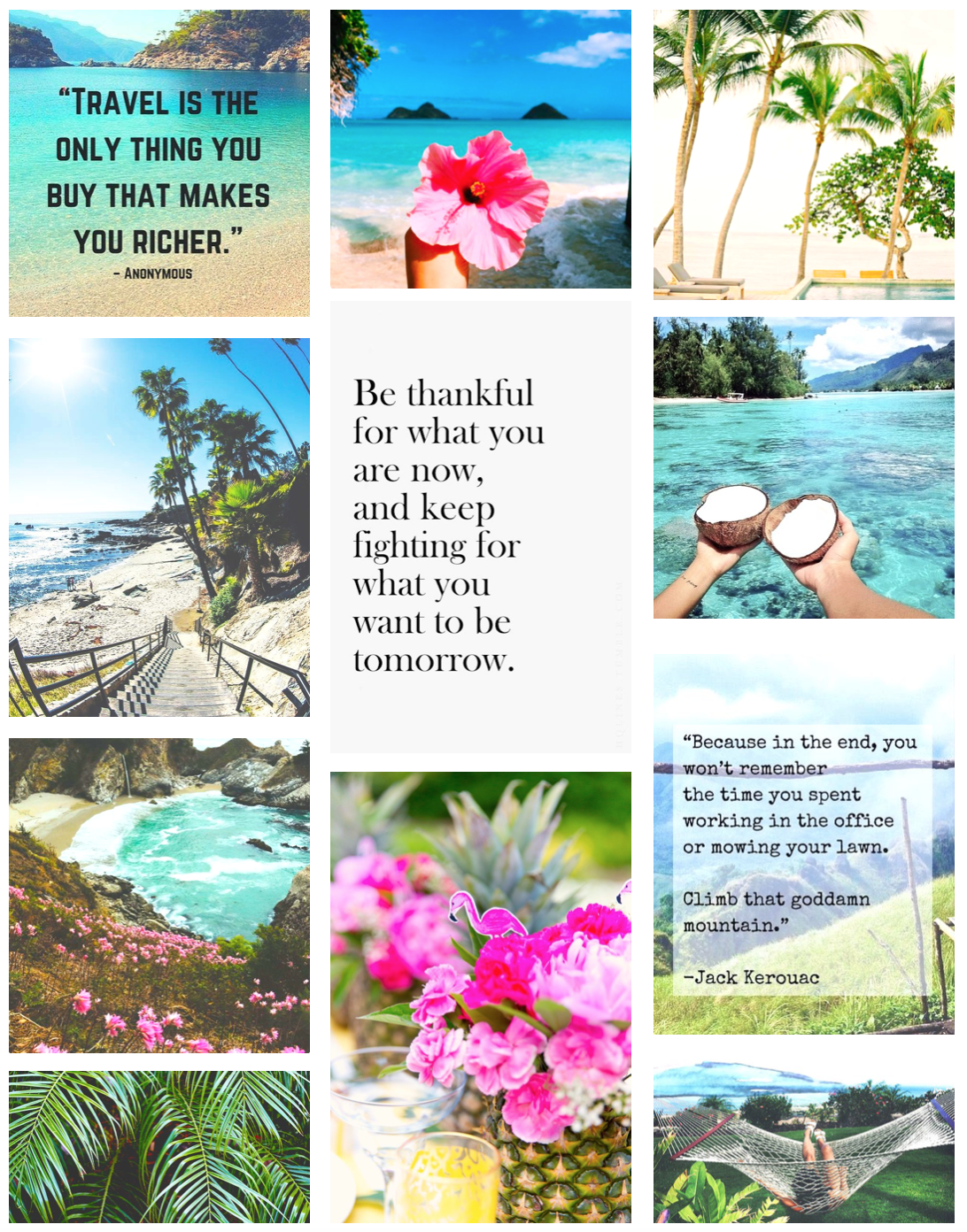 Weekly Inspiration | Wanderlust by Lauren Lindmark on Daily Dose of Charm