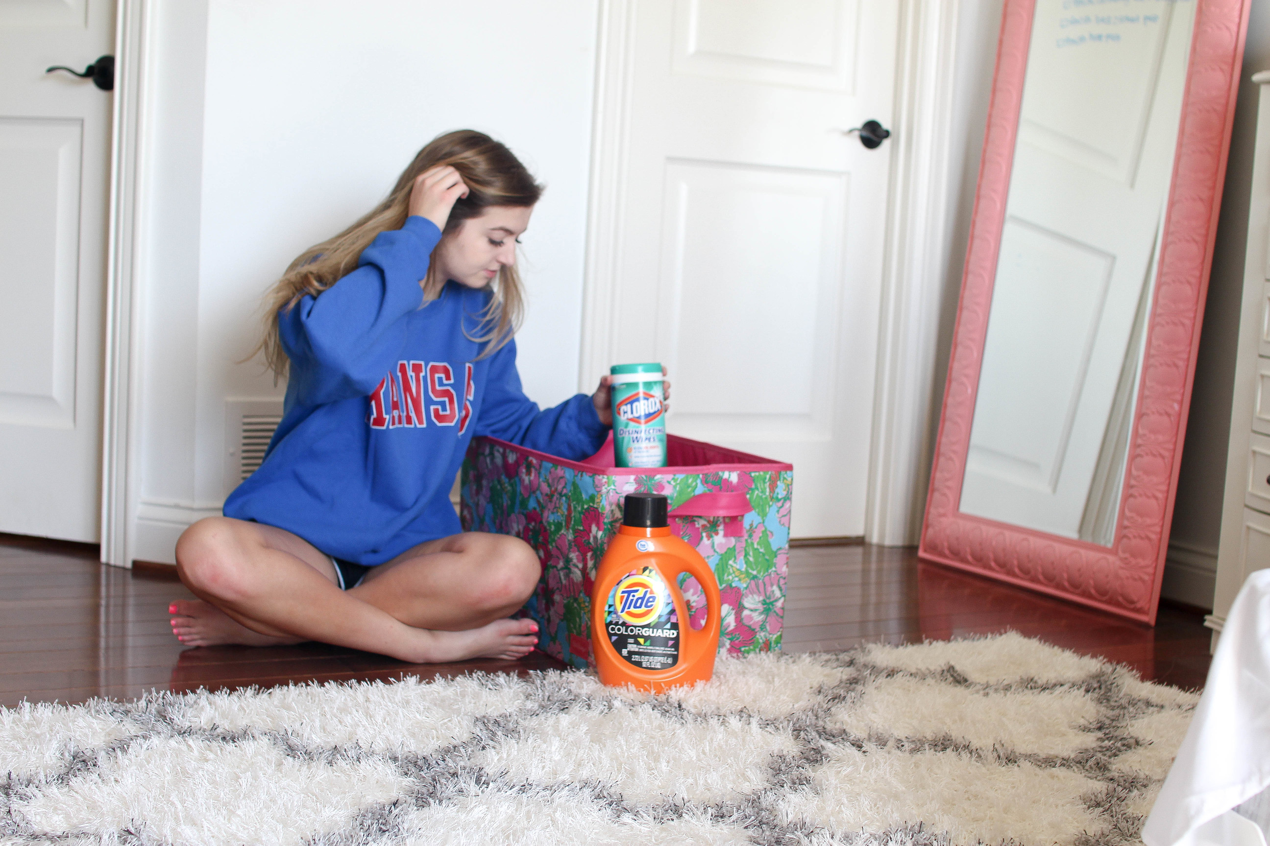 ULTIMATE College Packing List - What you DO and DON'T need! by Lauren Lindmark on Daily Dose of Charm