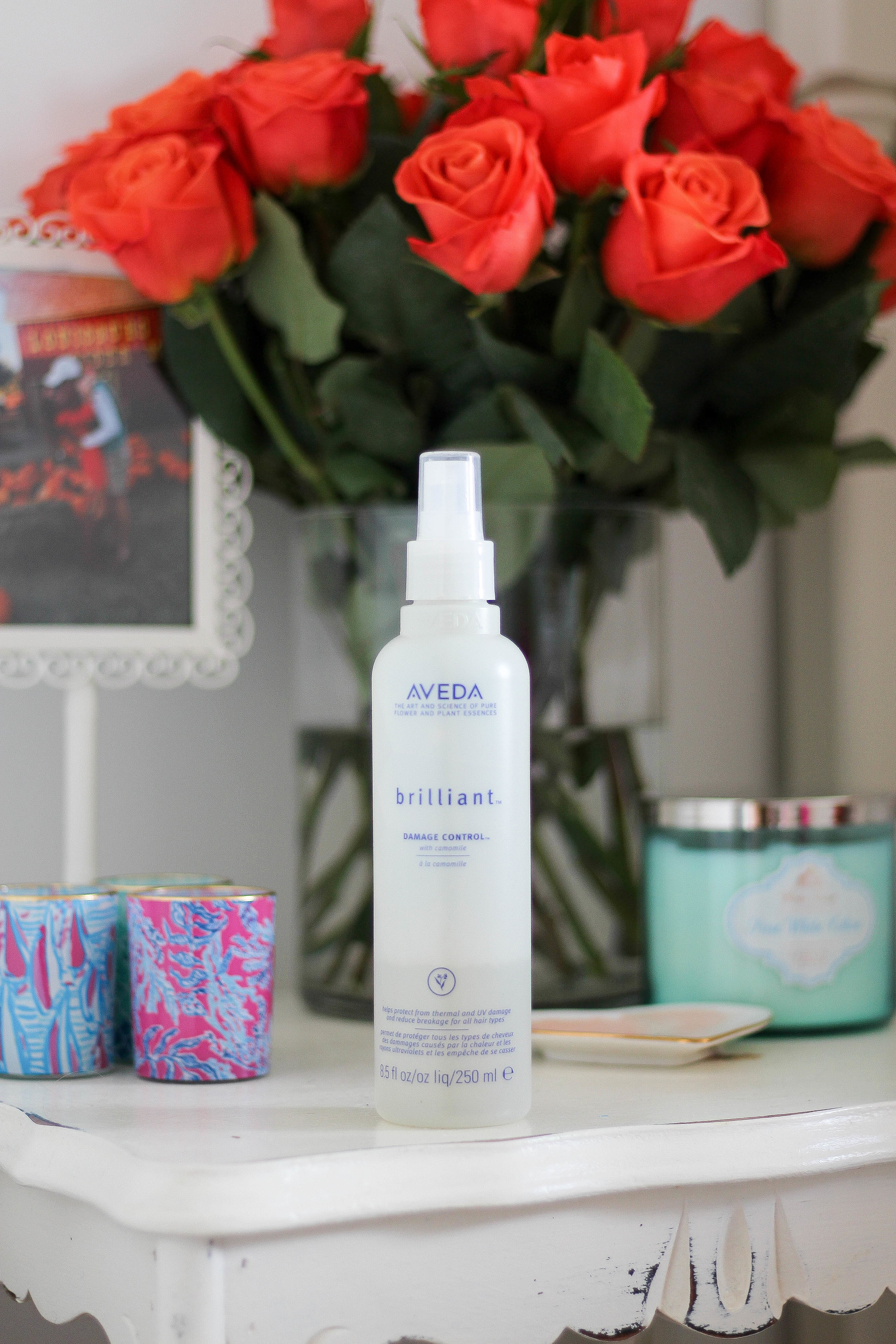 Summer Favorites, fresh flowers, candles, aveda hair care, tassel pillows, pineapples, and more! by lauren lindmark on daily dose of charm