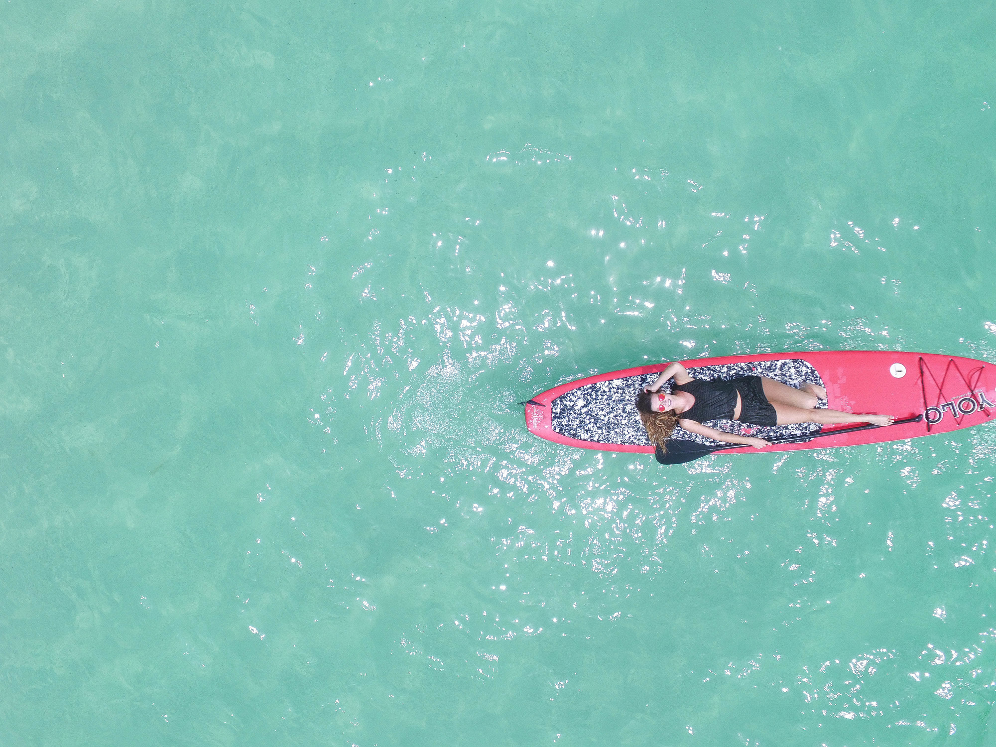 DJI PHANTOM 3 ADVANCED Destin, Florida Beach photos by lauren landmark on daily dose of charm