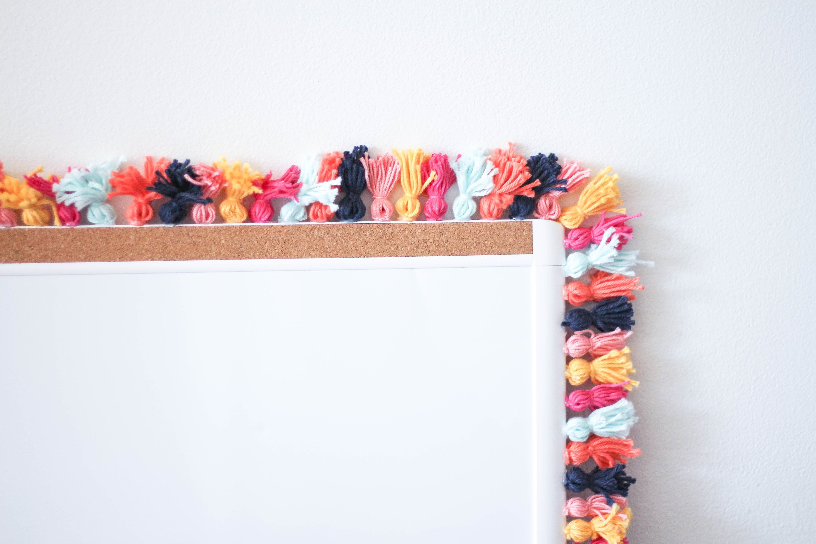DIY Tassel decor and crafts Tassel decor for dorm room by lauren lindmark on daily dose of charm