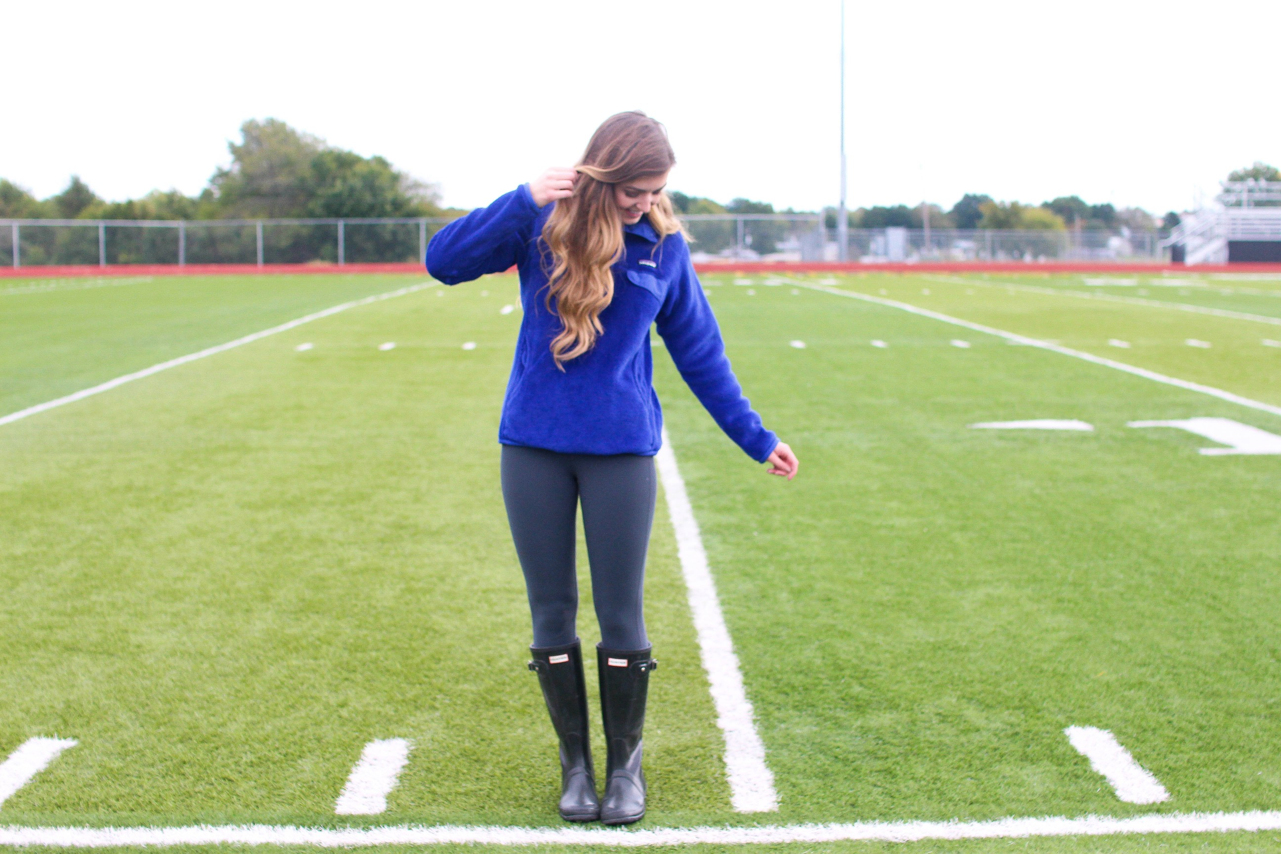 how to rock your school's colors | Game Day Look Book by daily dose of charm lauren lindmark dailydoseofcharm.com