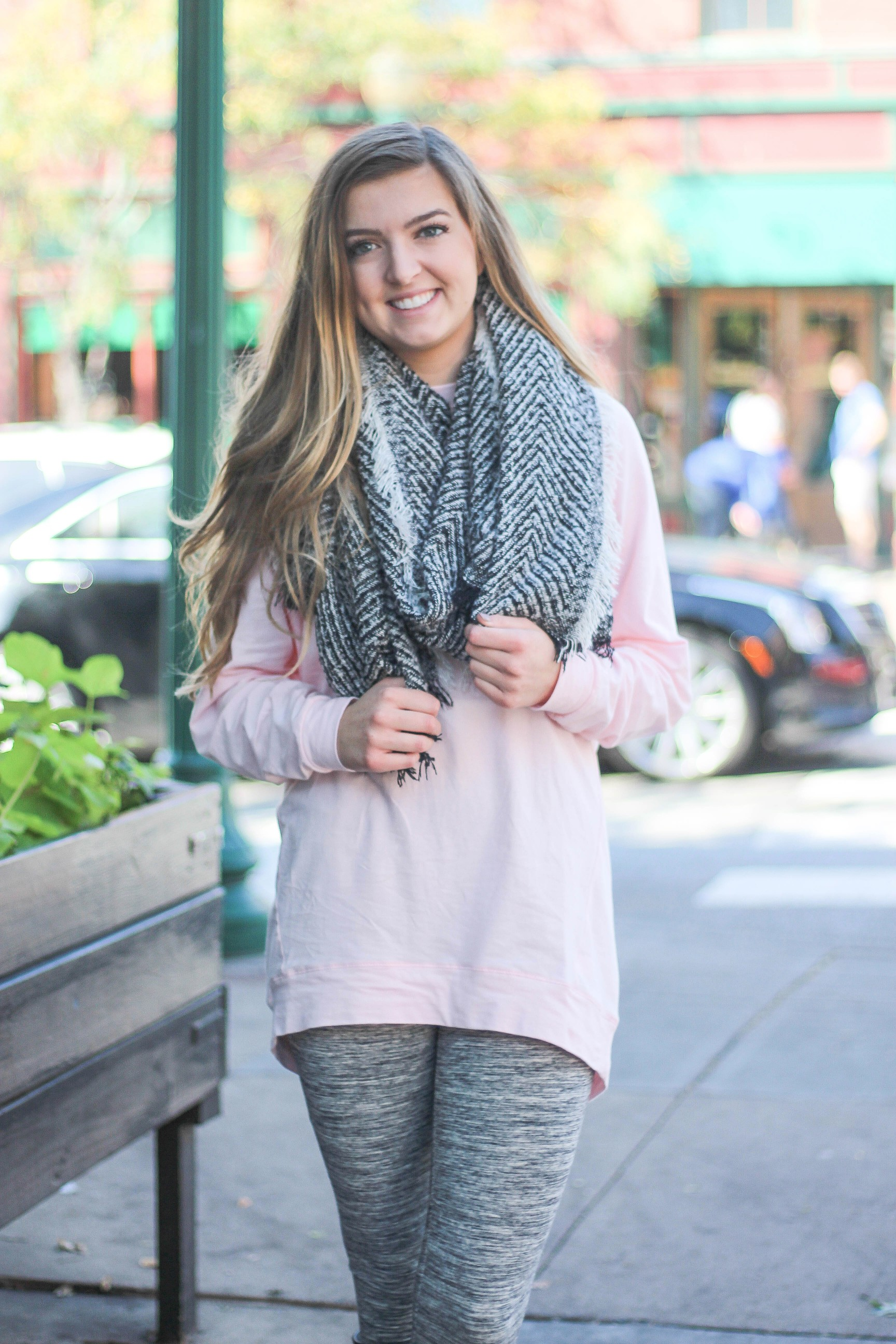 Purchase this Mint Julep slouchy top exclusively on my blog by dailydoseofcharm.com daily dose of charm lauren lindmark