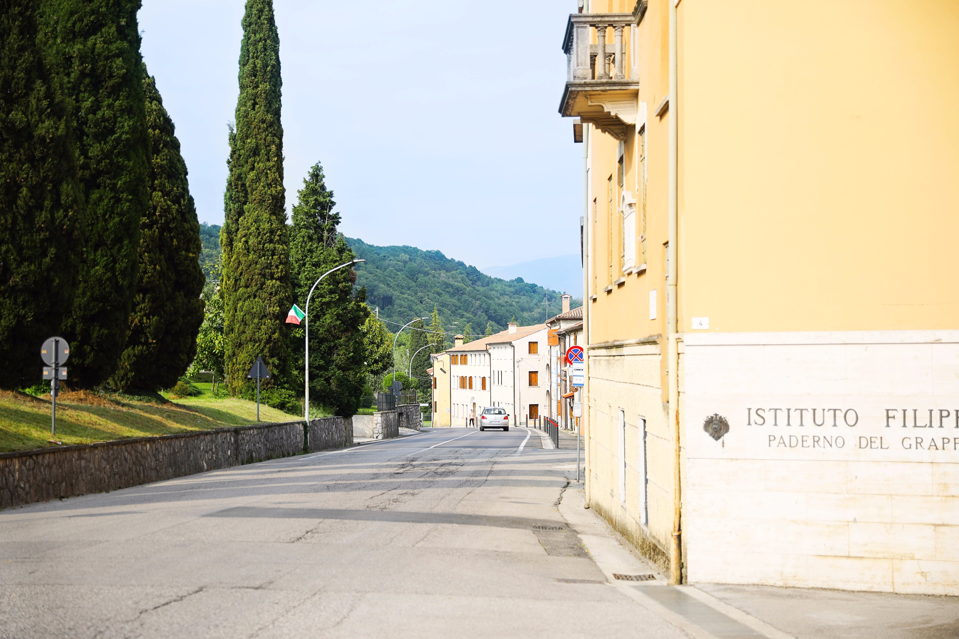 Paderno Del Grappa, Italy travel study abroad at CIMBA Italy Weekly Recap by blogger Lauren Lindmark on daily dose of charm