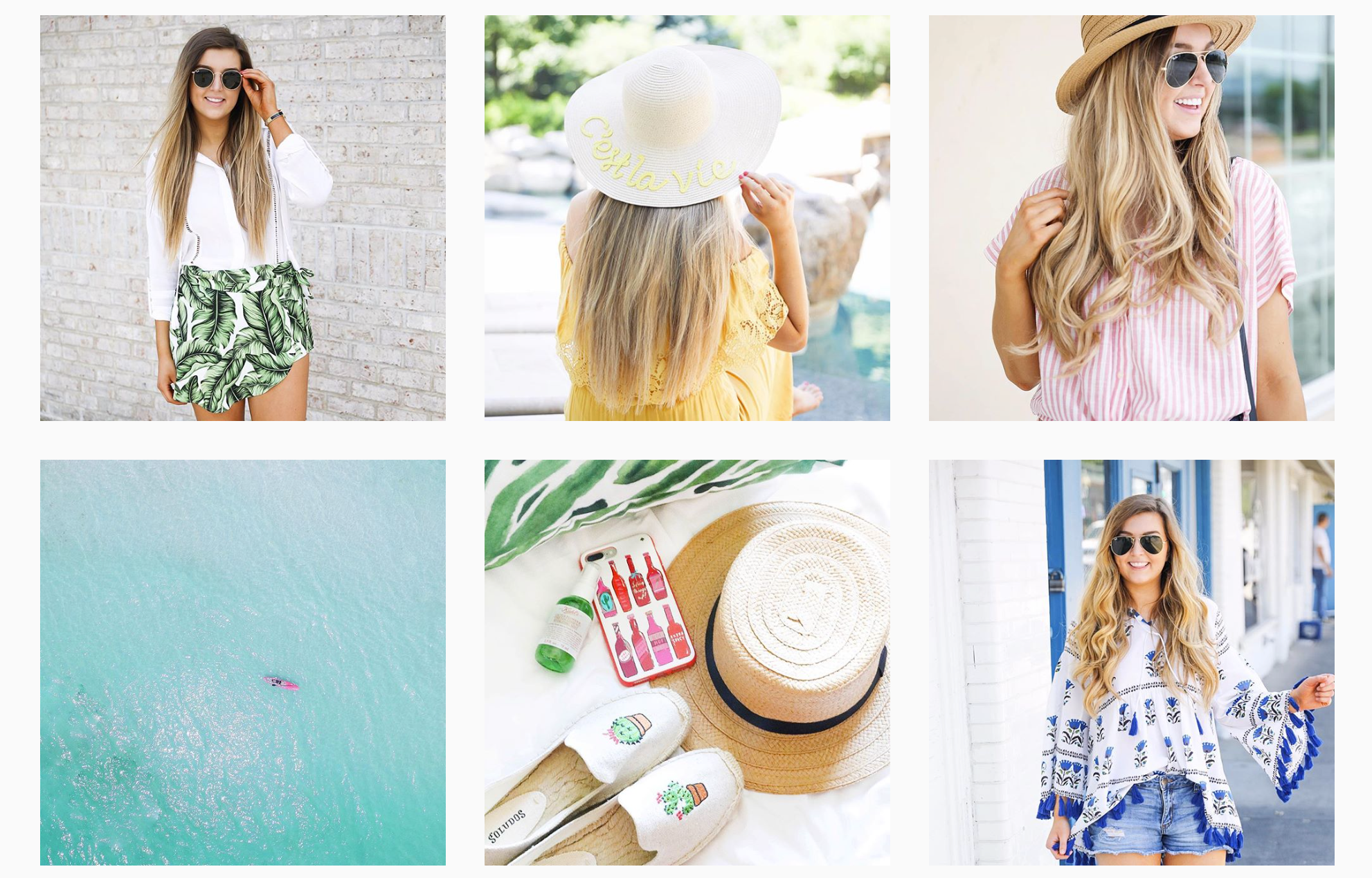 June Instagram Roundup 2017 on fashion Instagram @dailydoseofcharm by fashion blogger daily dose of charm AKA lauren lindmark