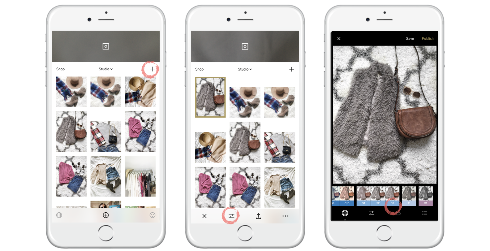 How I edit blog photos on my iphone for my blog and Instagram! Easy editing tips by fashion blogger daily dose of charm by lauren lindmark