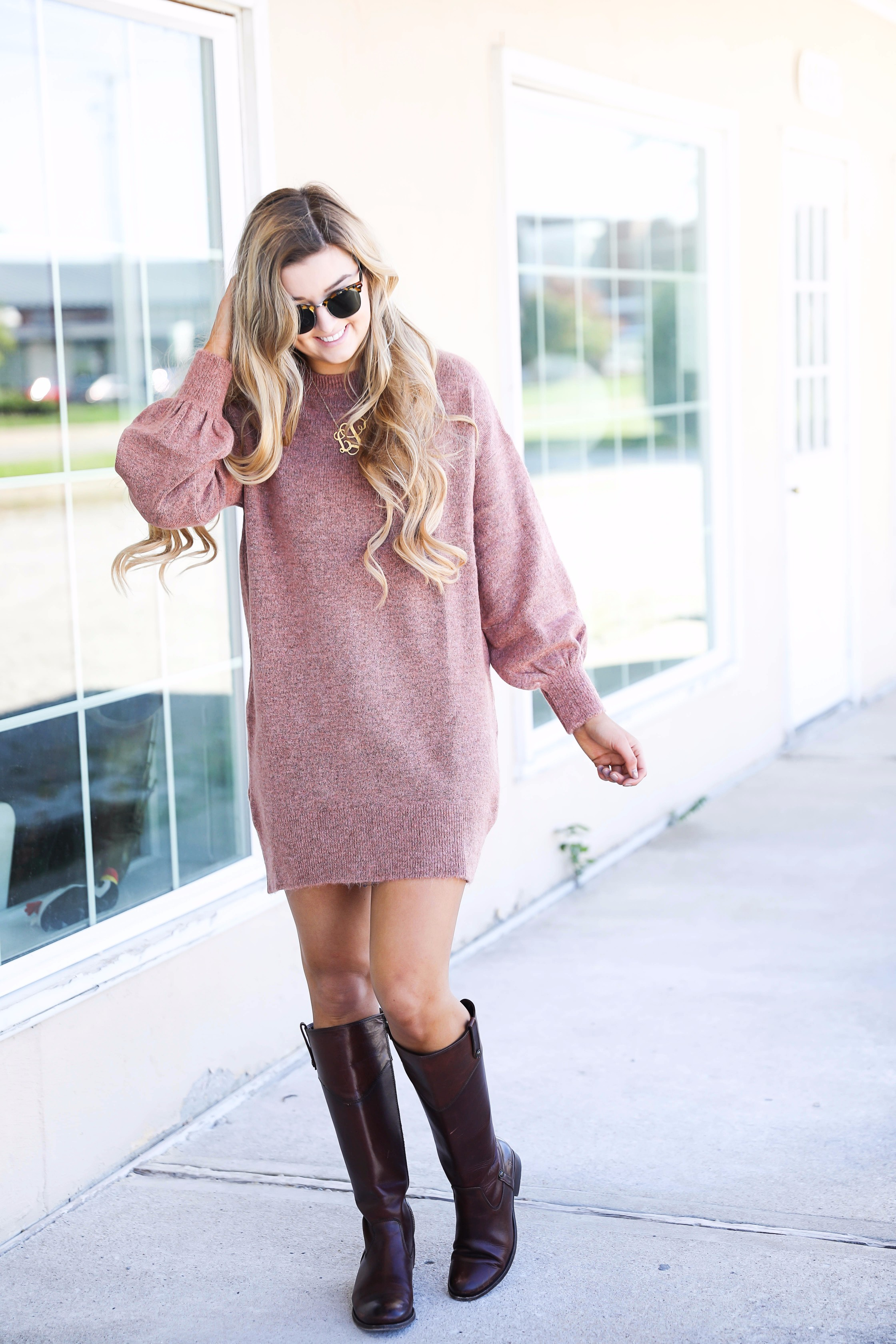 Thanksgiving Outfit Ideas on Fashion Blog Daily Dose of Charm by Lauren Lindmark