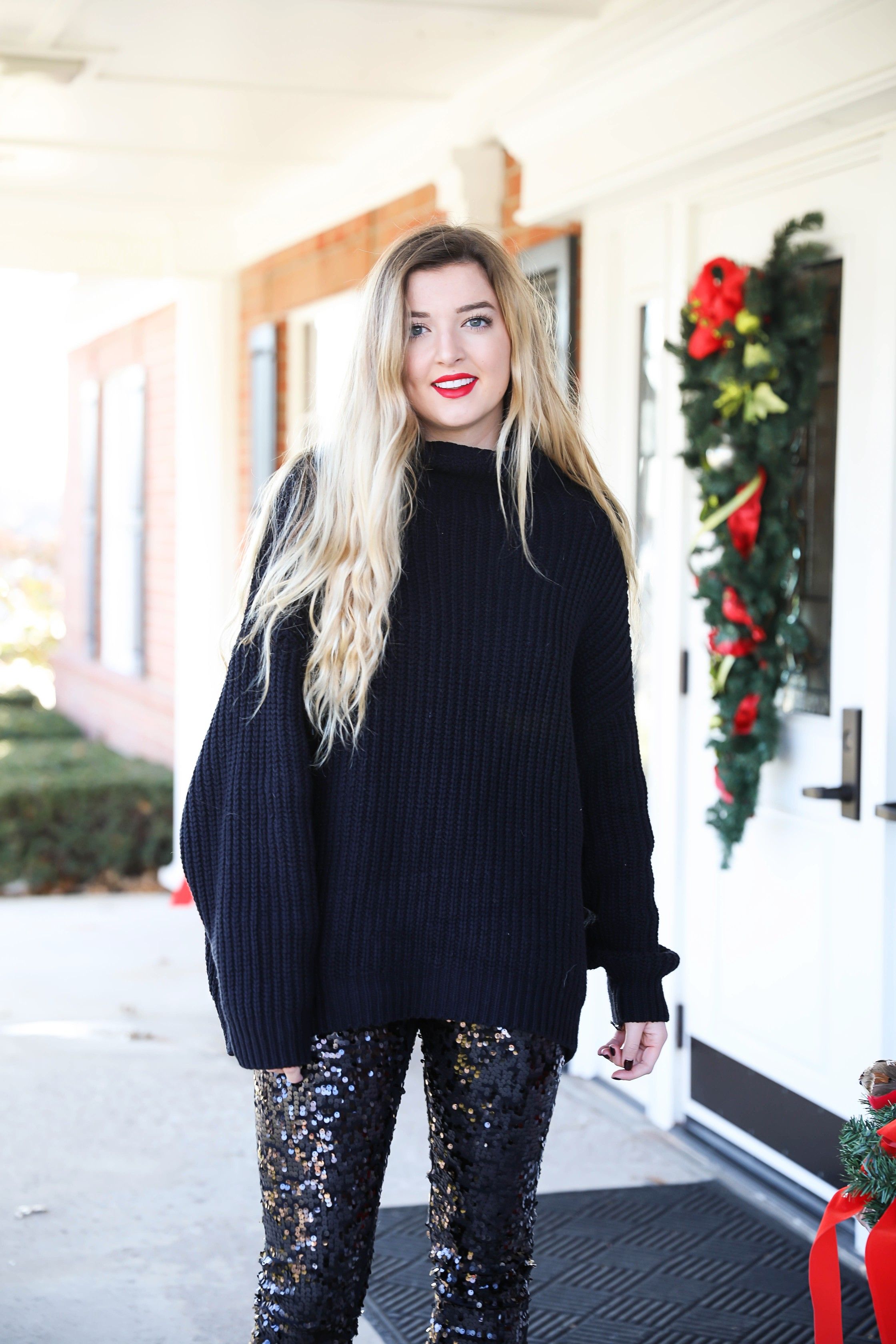 New Year's Eve Outfit Ideas + NYE OOTD & a Weird Weekend ...