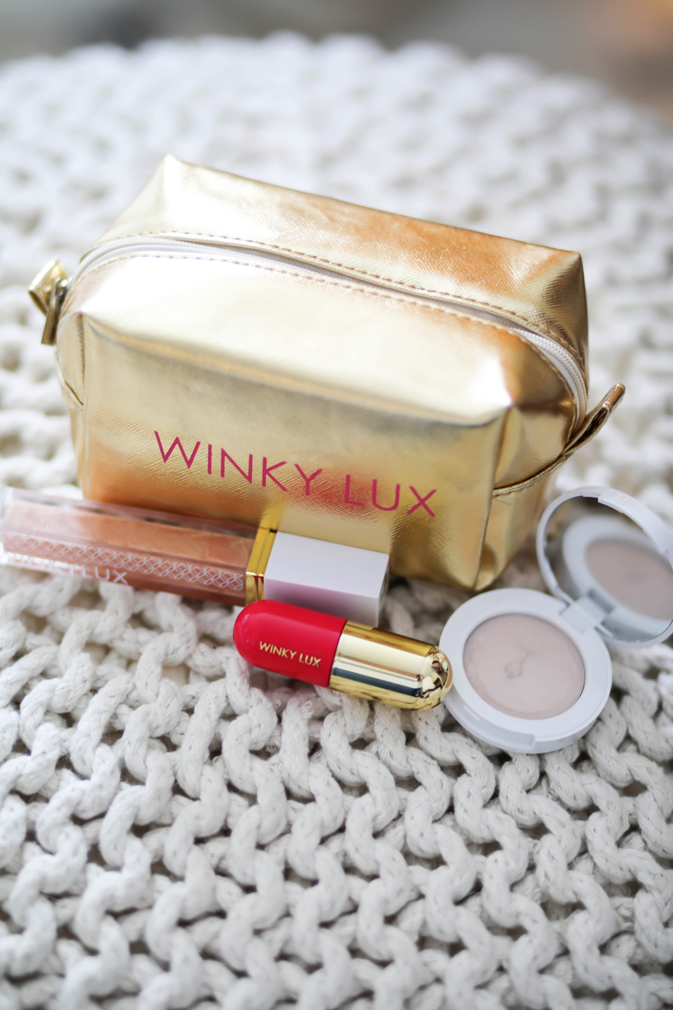 All That Glitters Kit WINKY LUX WHAT I GOT FOR CHRISTMAS 2017