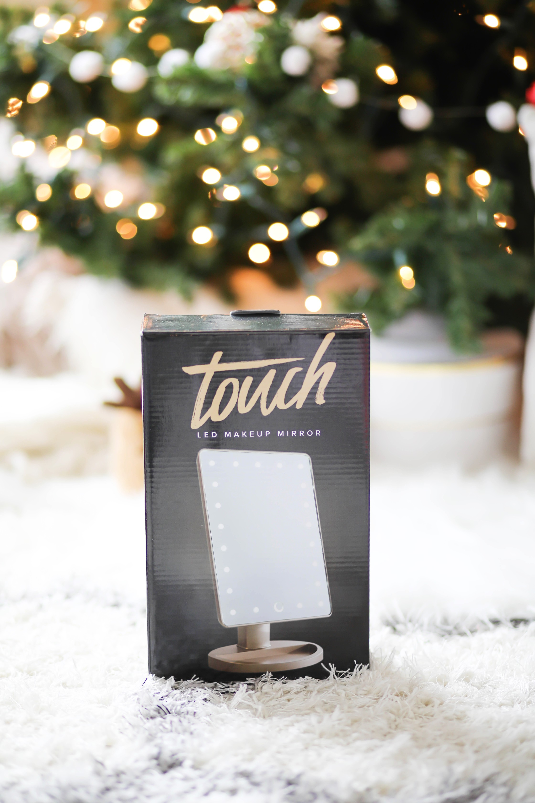 Touch 2.0 Dimmable LED Vanity Mirror WHAT I GOT FOR CHRISTMAS 2017