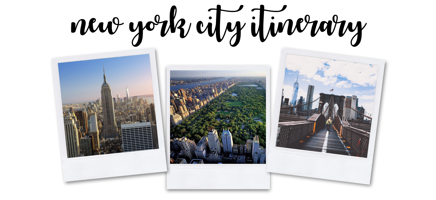 new york city polaroid header daily dose of charm lauren Lindmark