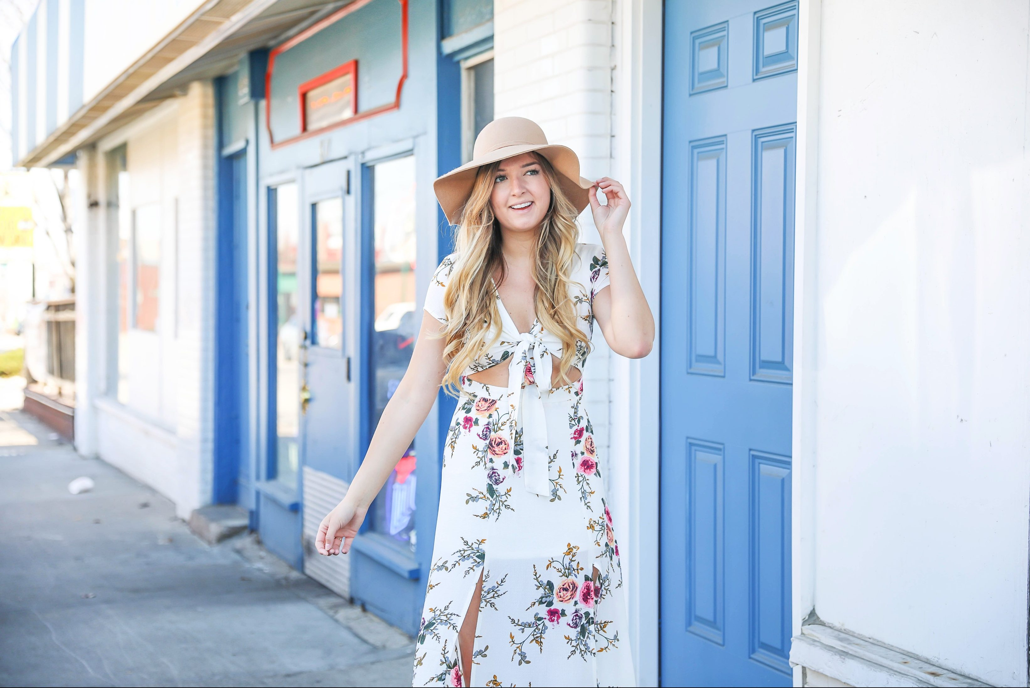 d843f1f46b6b7 Floral Maxis for Spring | OOTD | Daily Dose of Charm