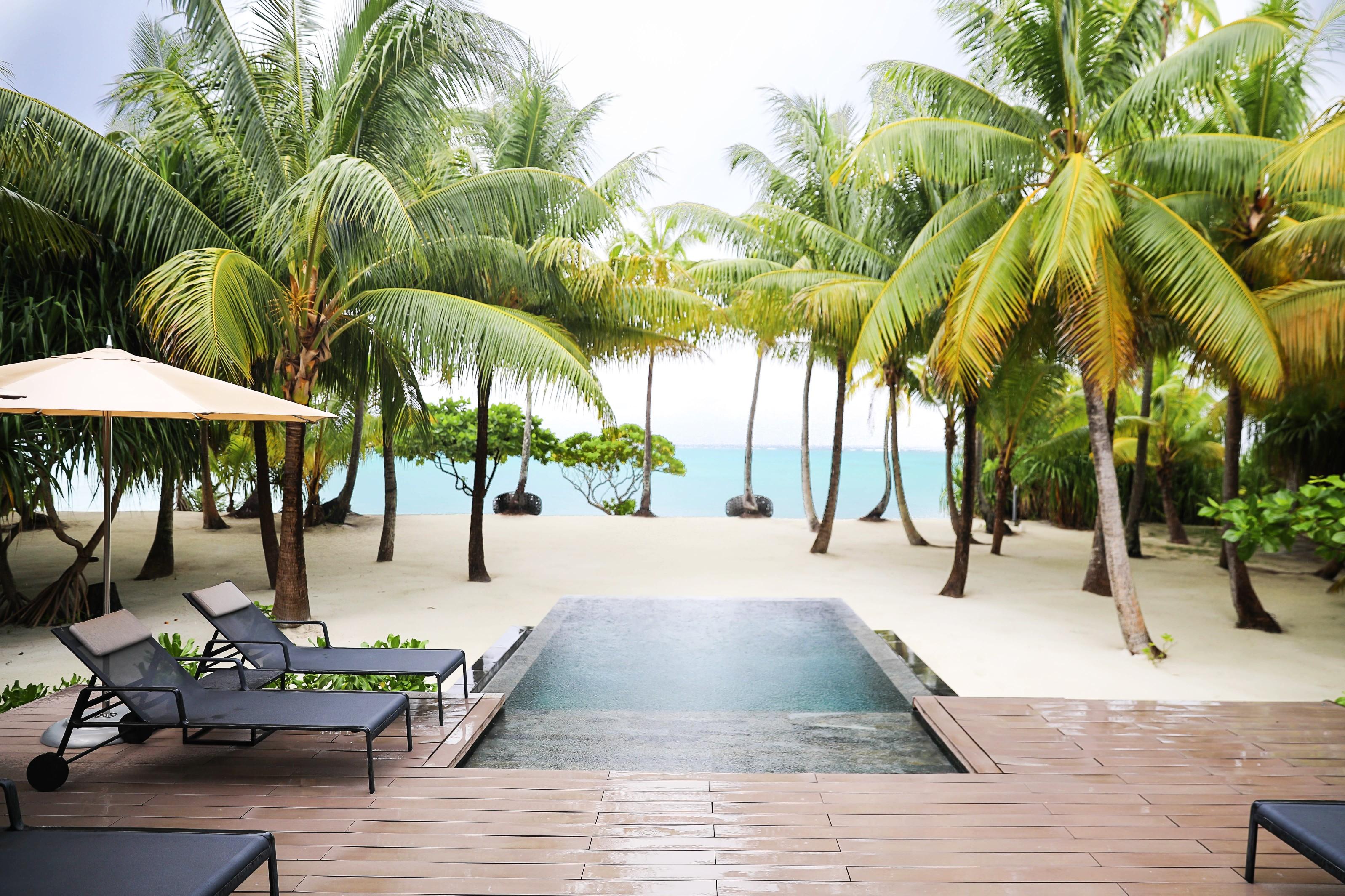 The Brando in Tetiaroa, French Polynesia resort private island villa tour blog daily dose of charm by lauren lindmark