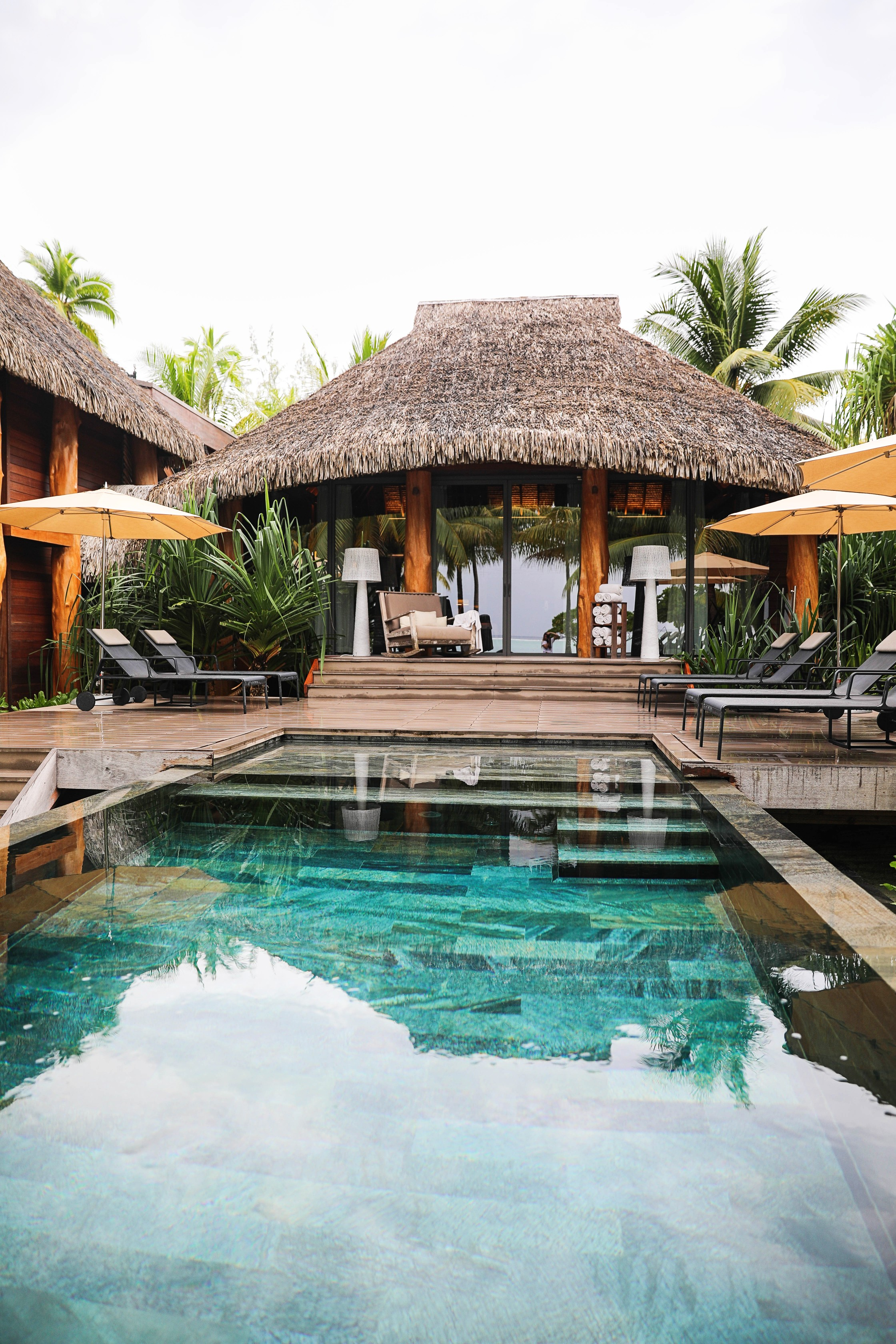 The Brando in Tetiaroa, French Polynesia resort private island villa tour blog daily dose of charm by lauren lindmark