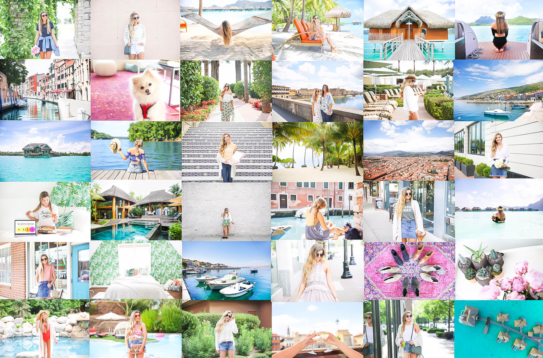 Photo tips from fashion blogger Daily Dose of Charm Lauren Lindmark what camera to use if you are a blogger how to edit photos