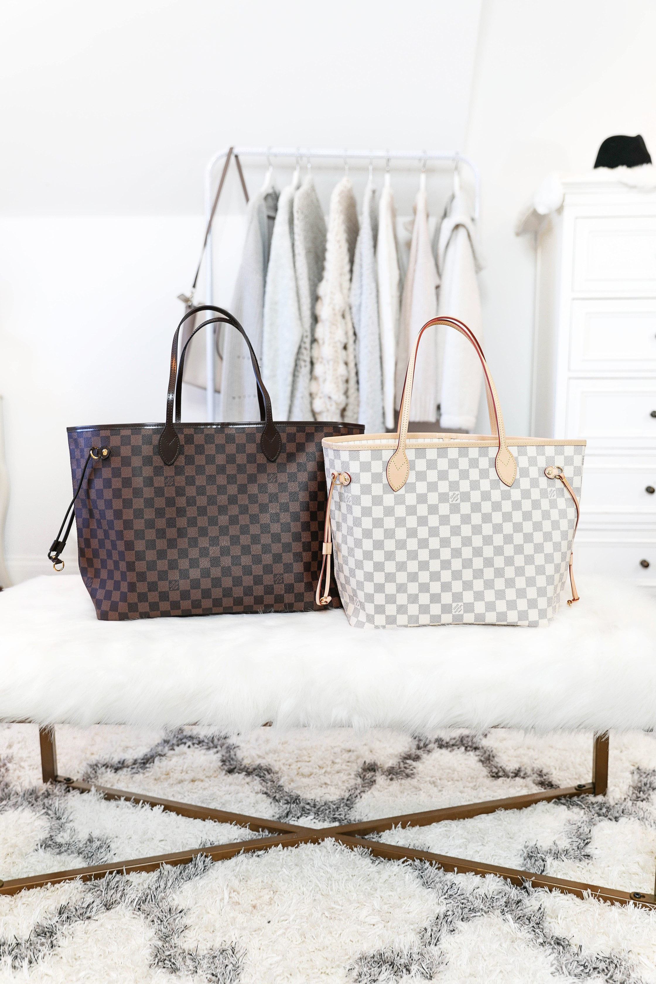 Reviewing designer dupes and fake products from Amazon! Including, fake Louis Vuitton, Cartier, Hermes, Gucci, Chloe and more! Cheap designer fashion deals! Details on blog daily dose of charm by lauren lindmark