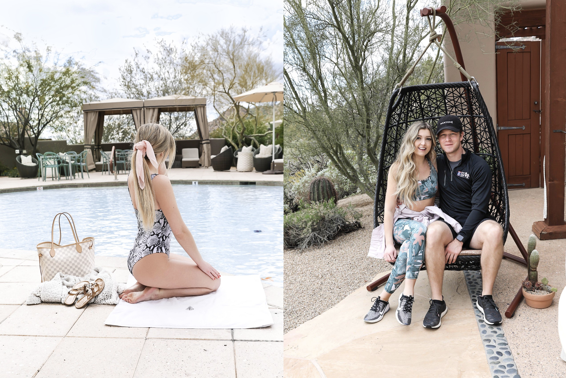 outfits scottsdale arizona four seasons fashion blog daily dose of charm lauren lindmark