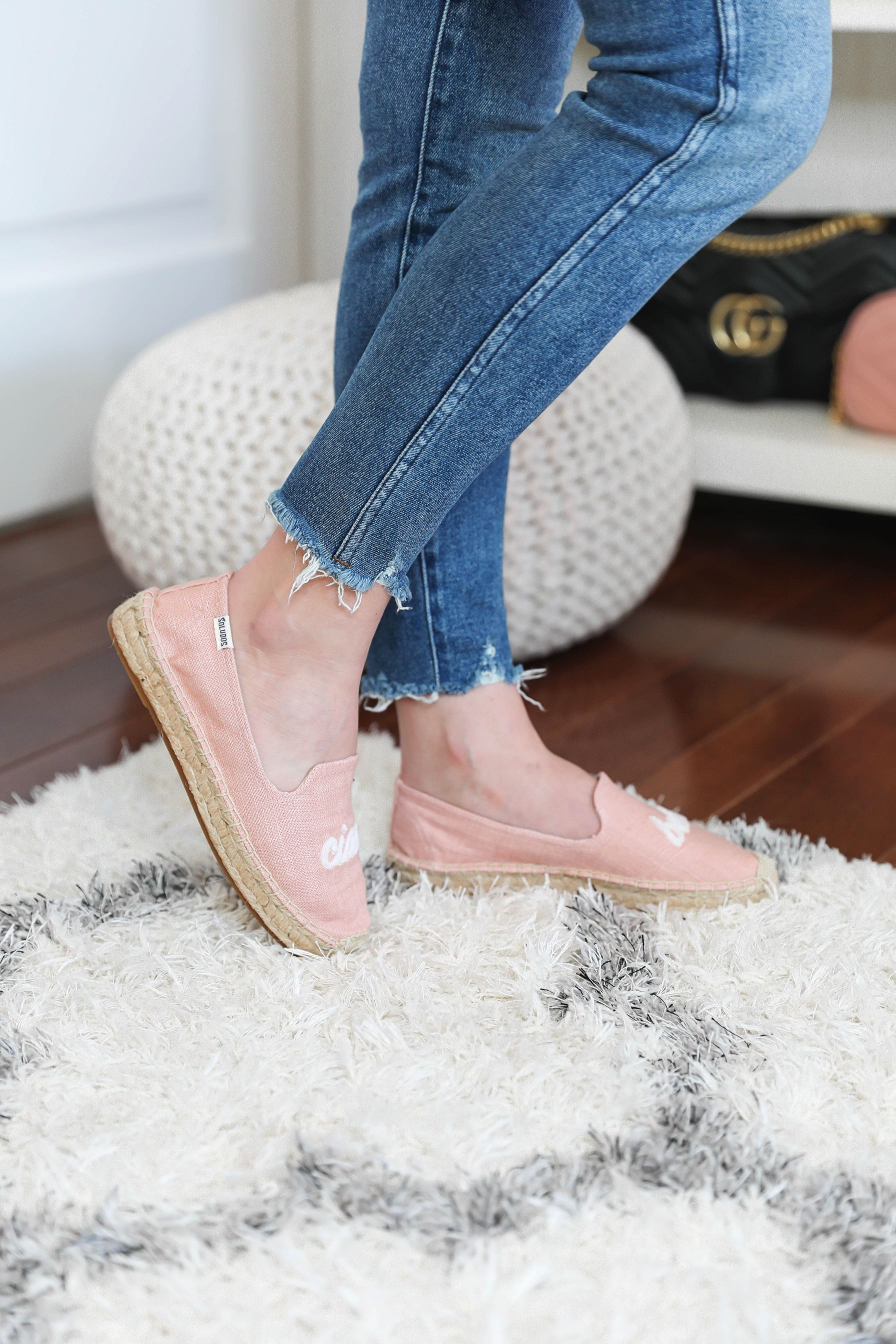 Espadrille spring shoes roundup! The cutest wedges and sandals on fashion blog daily dose of charm by lauren lindmark