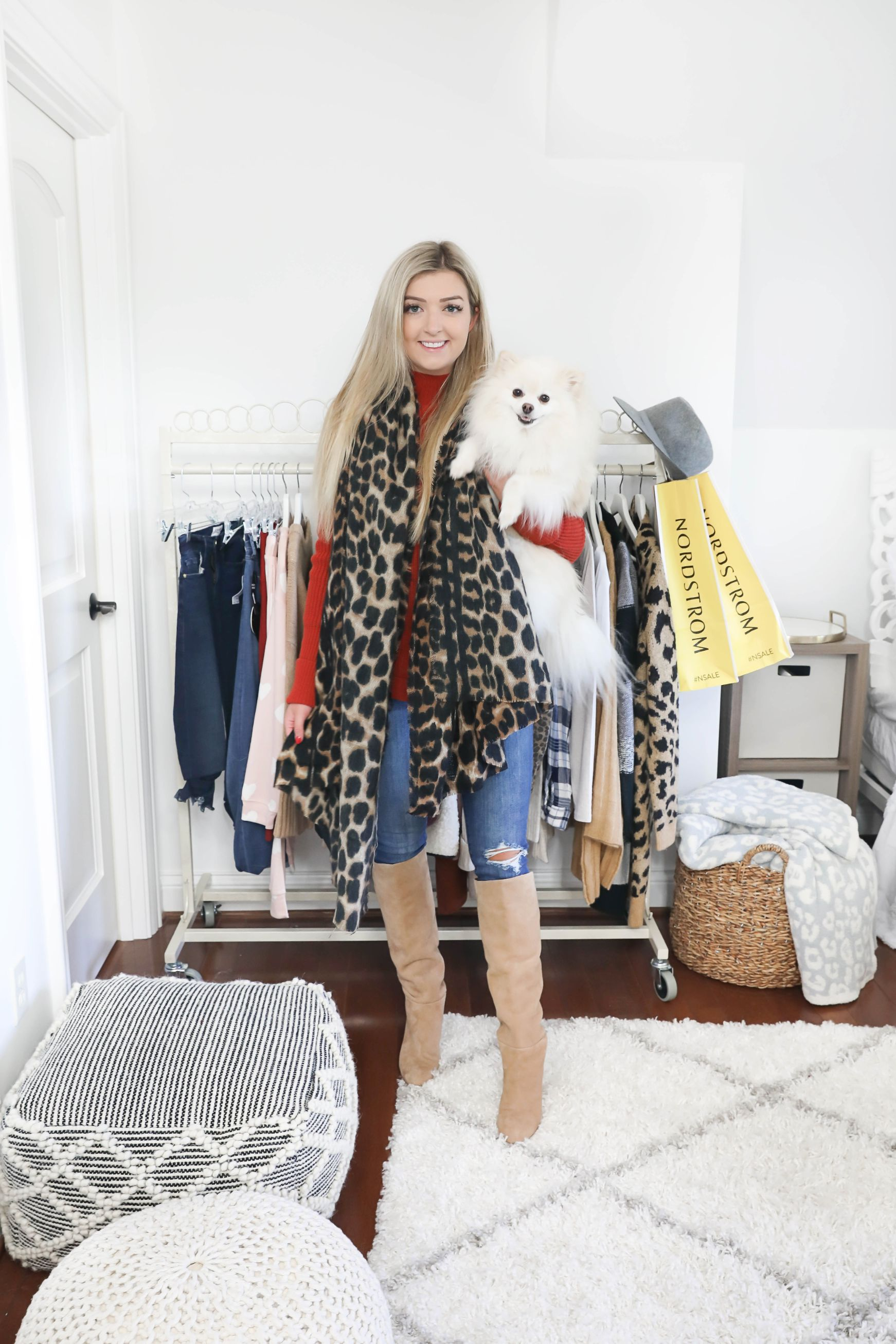 Nordstorm Anniversary Sale 2019 still in stock try on haul fashion blog daily dose of charm lauren lindmark