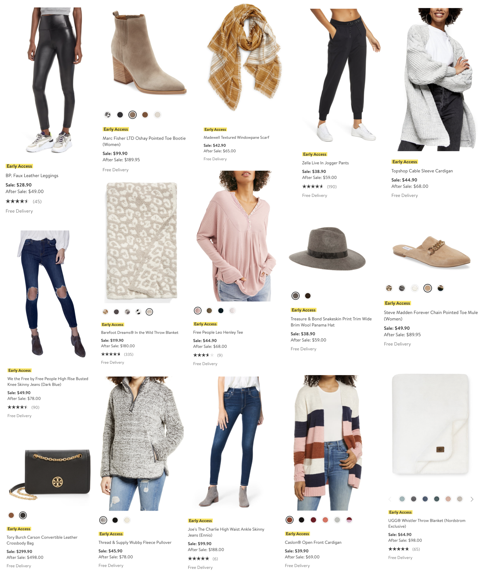 Nordstrom Sale Preview and Tips 2020 Daily Dose of Charm Lauren Lindmark 2